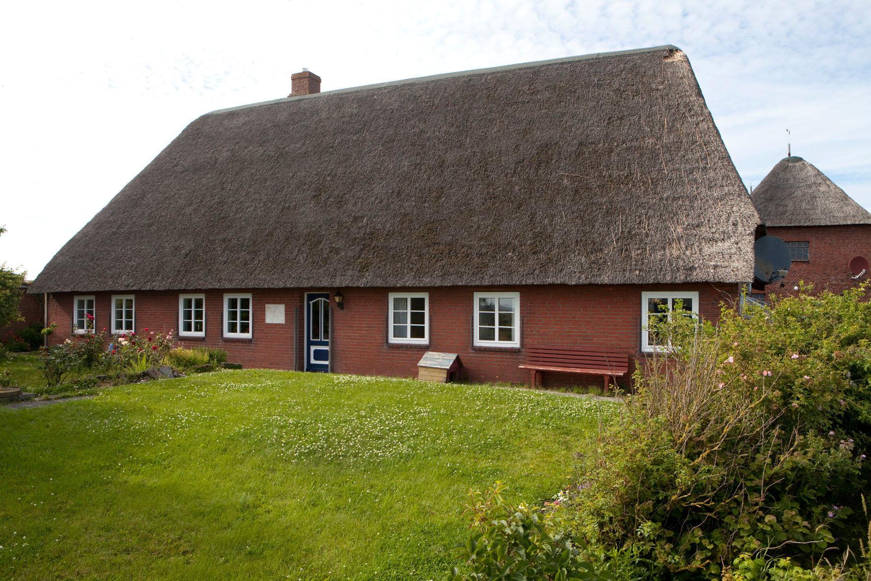 Haus auf Gröde